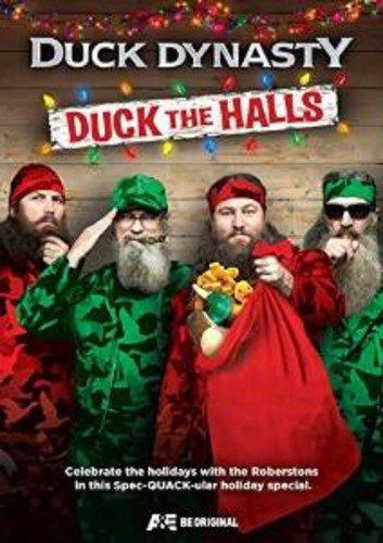 Duck Dynasty - Duck The Halls Willie Robertson Jase Robertson Si Robertson Scott Gurney