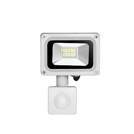 Foco Proyector LED10W 20W 30W 50W 100W LED de inducción PIR ...