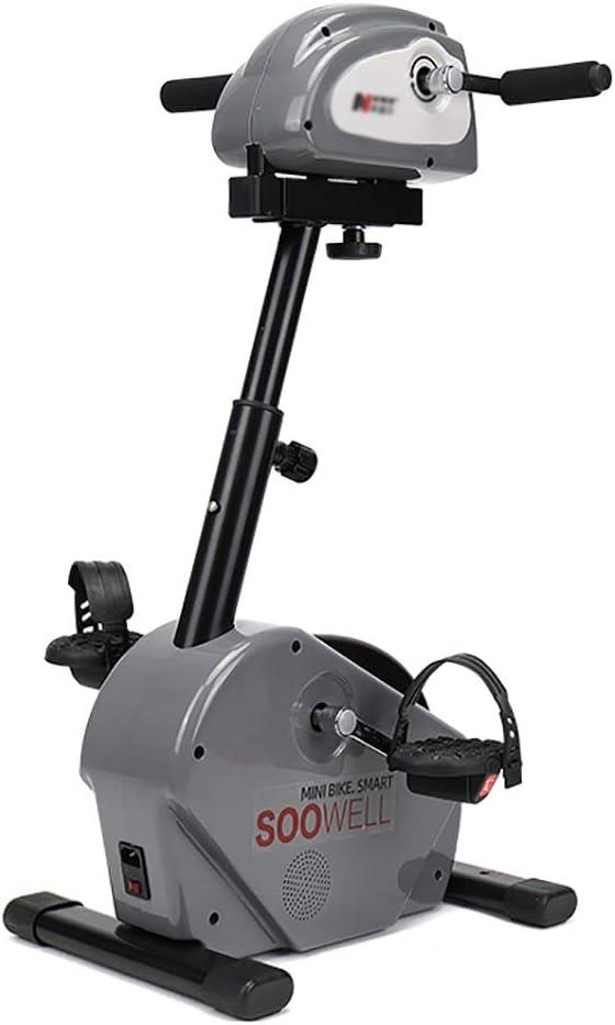 JCX Bicicleta de rehabilitación electrónica de Fisioterapia, para ...
