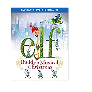 Elf: Buddy's Musical Christmas (Blu-ray+DVD+UltraViolet Combo) (2015)