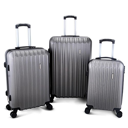 4wd 3 Piece Luggage Set - 1