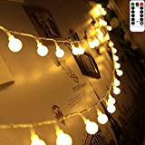 Smart&Lighting USB LED String Lights Warm White 12 ounces 100foot 1 string Review