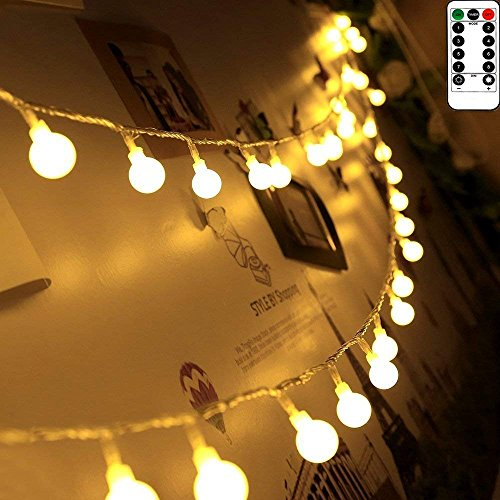 Starry Lights 10 Led Bulbs in US - 9
