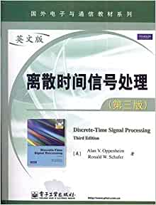oppenheim and schafer discrete time signal processing 3rd edition pdf
