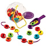 Learning Resources Smart Snacks ABC Lacing Sweets