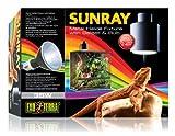 Exo Terra Sun Ray Metal Halide Bulb/ Fixture Pack, 35 Watt