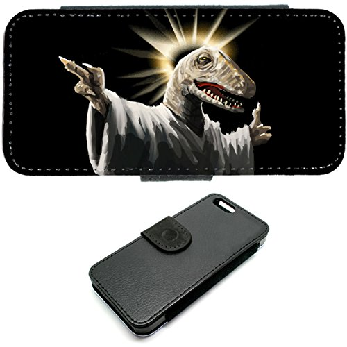 Jesus Internet Meme Funny Raptor Jesus Handyhülle für Apple iPhone 5 °C