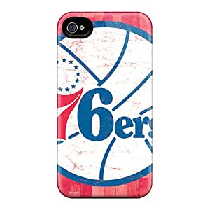 StellasKeller Iphone 4/4s Well-designed Hard Case Cover Nba Hardwood Classics Protector