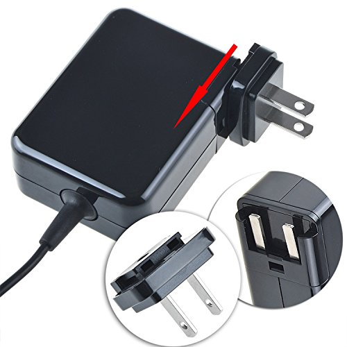 SLLEA AC/DC Adapter for Asus X205/A Laptop 11.6 Notebook X205T Power Supply Cord