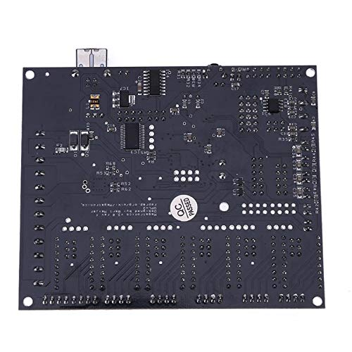 Zamtac 3D Printer Motherboard Megatronics V3 Control Board with Welding AD597 Chip USB 2.0 Full Speed Compatible by GIMAX (Image #5)
