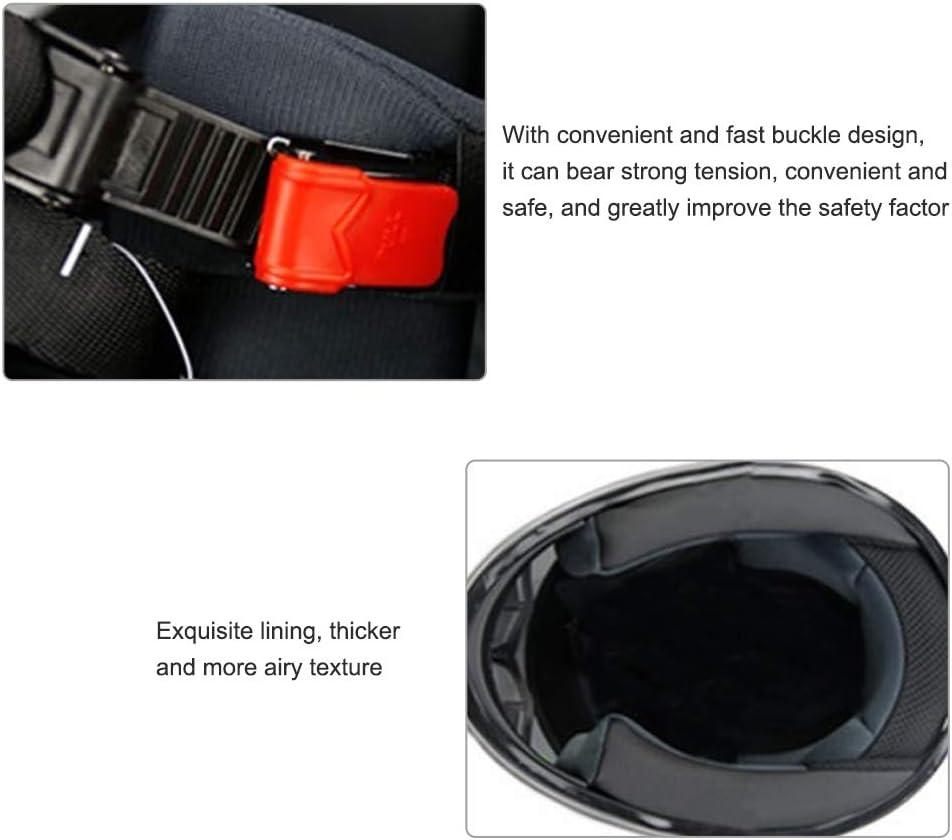 KKmoon Integralhelm Helm Motorradhelm DOT Zugelassen f/ür den Schutz der Sicherheit beim Motorradrennen Gr/üne Asche mit Sonnenblende