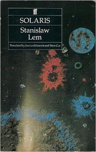 Solaris Lem Stanislaw 9780571162154 Amazon Books