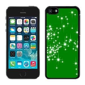 Popular Design Iphone 5C TPU Case Merry Christmas Black iPhone 5C Case 2