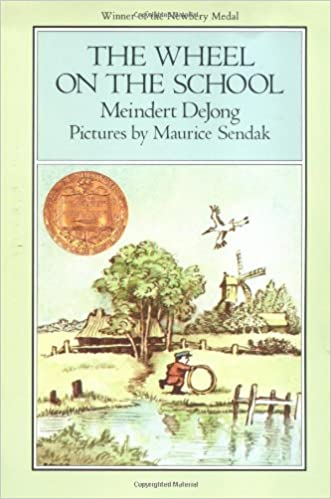 Amazon.com: The Wheel on the School (9780064400213): DeJong, Meindert,  Sendak, Maurice: Books