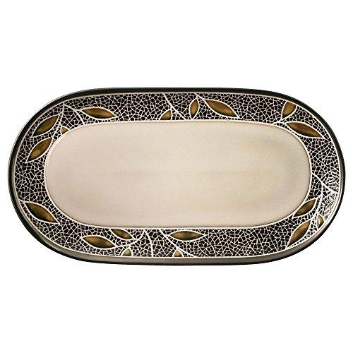 Gourmet Basics Alexandria Oval Platter by Gourmet Basics