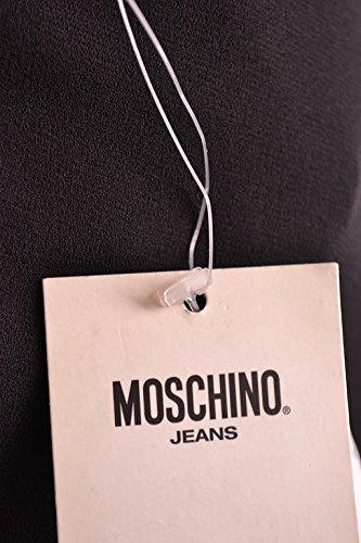 Moschino Mujer MCBI214027O Negro Viscosa Falda