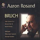 Concerto Pour Violon N°1 - Romance Op.42 - Fantaisie Ecossaise