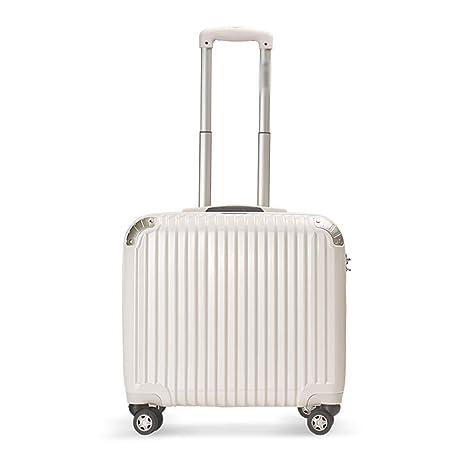 Meters_x Maleta con Ruedas Maleta con maletín de Negocios para Mujer Maleta pequeña Maleta Universal con