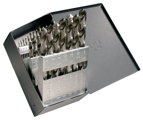 Cleveland C72198 CLE-MAX 29 Piece High Speed Steel General P