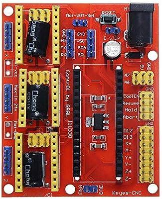 Arduino CNC Shield V4 Placa de expansión para Impresora 3D ...