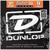 Dunlop DEN0946 Nickel Wound Electric Guitar Strings, Light/Heavy, .009–.046, 6 Strings/Set