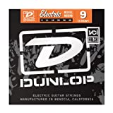 Dunlop DEN0946 Nickel Wound Electric Guitar Strings, Light/Heavy, .009–.046, 6 Strings/Set