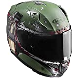 HJC(エイチジェイシー)バイクヘルメット フルフェイス BOBA FETT(MC4SF) (サイズ:M) STARWARS RPHA11ボバフェット HJH119