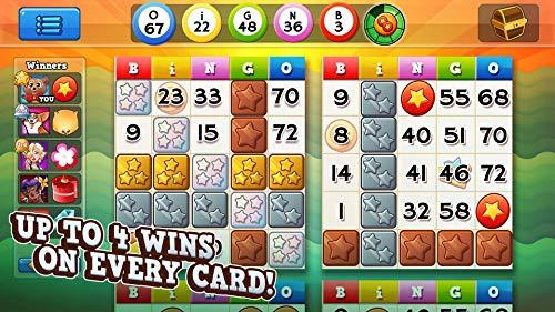 Free bingo pop app