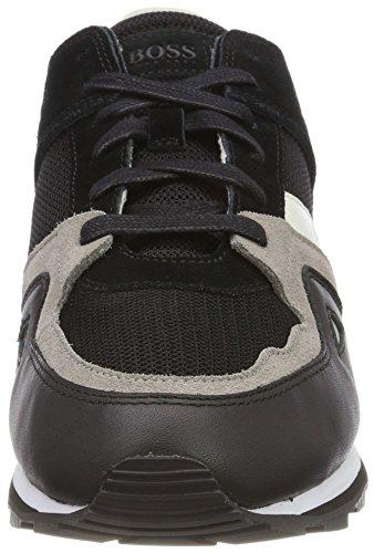 Sneakers 001 BOSS MX Runn Noir Verve Black Basses Homme OwqRxZtwz