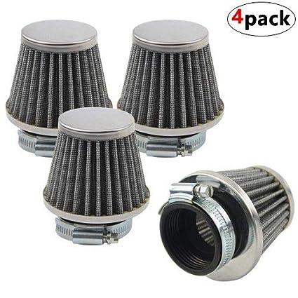 wgcd 4 pcs 39 mm filtro filtros de admisión de aire Filtro ...