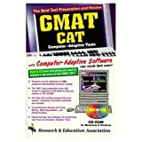 img - for GMAT CAT w/ CD-ROM-- The Best Test Prep for the GMAT CAT (GMAT Test Preparation) book / textbook / text book