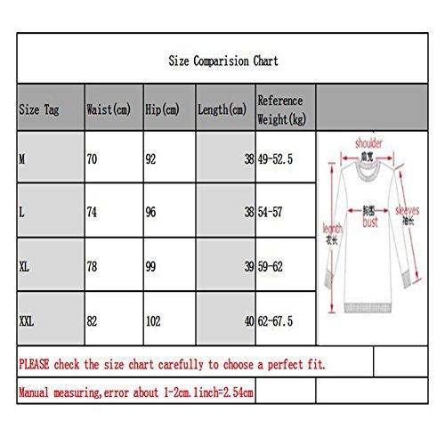 Xinvision Pour Femmes Filles Uniformes Mini-jupe Plissée Solides Jupes De Tennis Mince Mini Robe Bleu Marine Short Interne