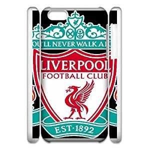 iphone 5c Cell Phone Case 3D Liverpool F.C Custom Made pp7gy_3390380