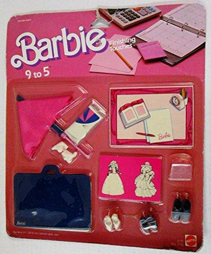 Barbie Fashion Finishing Touches 9 to 5 1985
