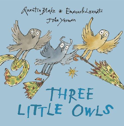 Download Three Little Owls pdf epub