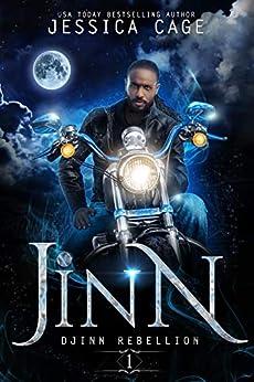 Jinn (Djinn Rebellion Book 1) by [Cage, Jessica]