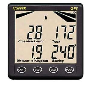 Nasa Clipper - Repetidor de GPS, color gris