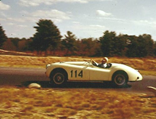 1953 Jaguar XK120 Race Car Photo