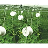 RollerHook Tomato and Vine Crop Trellis (25 Pack) - EBook Included
