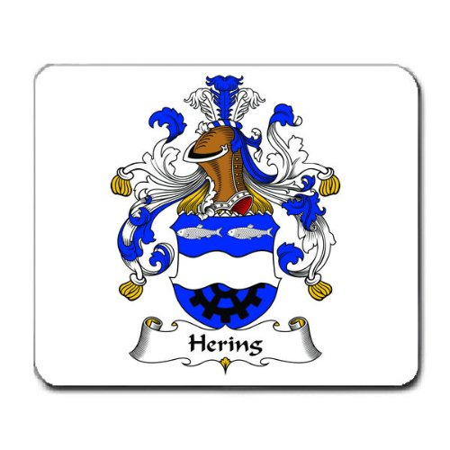 hering-family-crest-coat-of-arms-mouse-pad