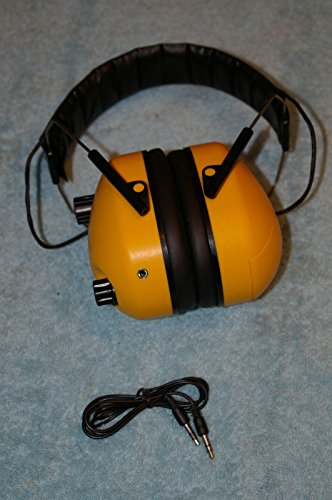 (Lot of 5) FM /MP3 Hearing Protector Ear Muffs NEW by midasking