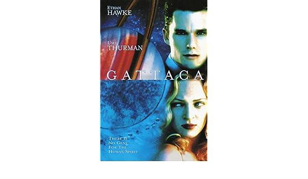 Poster Gattaca Movie 70 X 45 cm: Amazon.es: Hogar