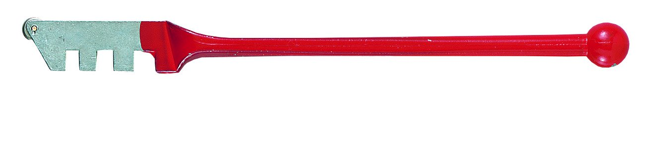 General Tools 8501 Glass Cutter, Perfect for plate glass, mirrors, window panes, custom picture frames, shelves and stained glass
