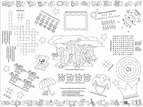 Kidoozie Washable Activity Play Mat Toy by Kidoozie International Playthings