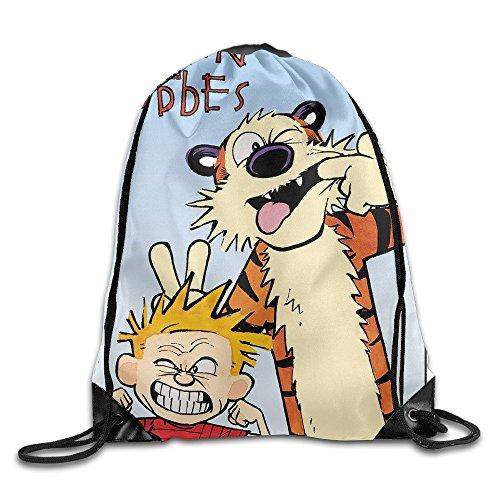 maneg-calvin-and-hobbes-gym-drawstring-backpacktravel-bag