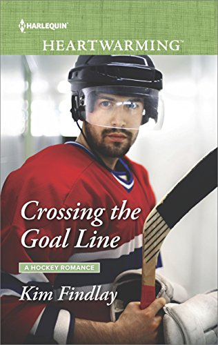 Crossing the Goal Line (A Hockey Romance) by [Findlay, Kim]