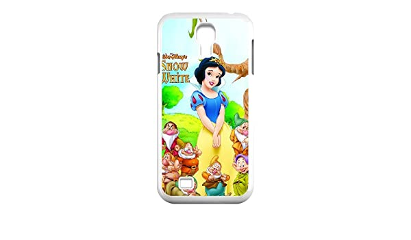 Snow White for Samsung Galaxy S4 I9500 Phone Case Cover S4604: Amazon.es: Electrónica
