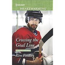 Crossing the Goal Line (A Hockey Romance)