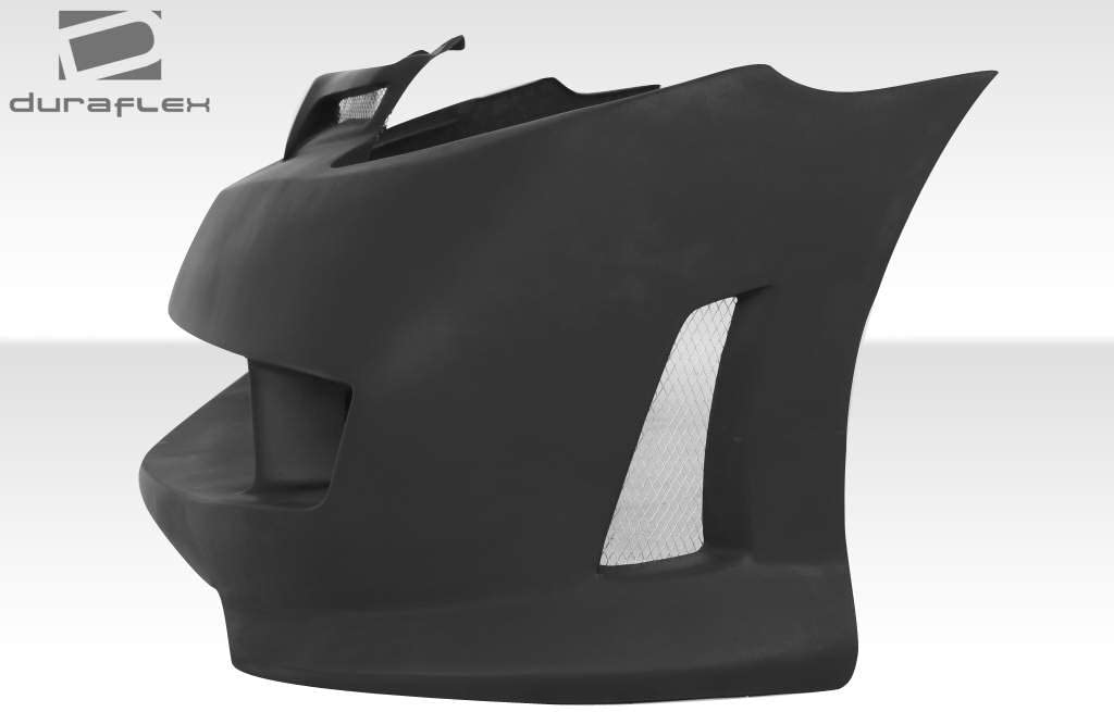 Compatible With Civic 2006-2011 1 Piece Body Kit Brightt Duraflex ED-MDI-591 Type M Front Bumper Cover