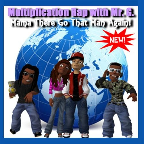 Price comparison product image Multiplication Rap with Mr.G. - Mama There Go That Man Again!